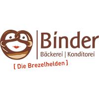 Logo Bäckerei Konditorei Binder