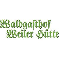 Logo Sponsor Waldgasthof Weiler Hütte