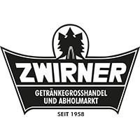 Logo Sponsor Zwirner Getränke