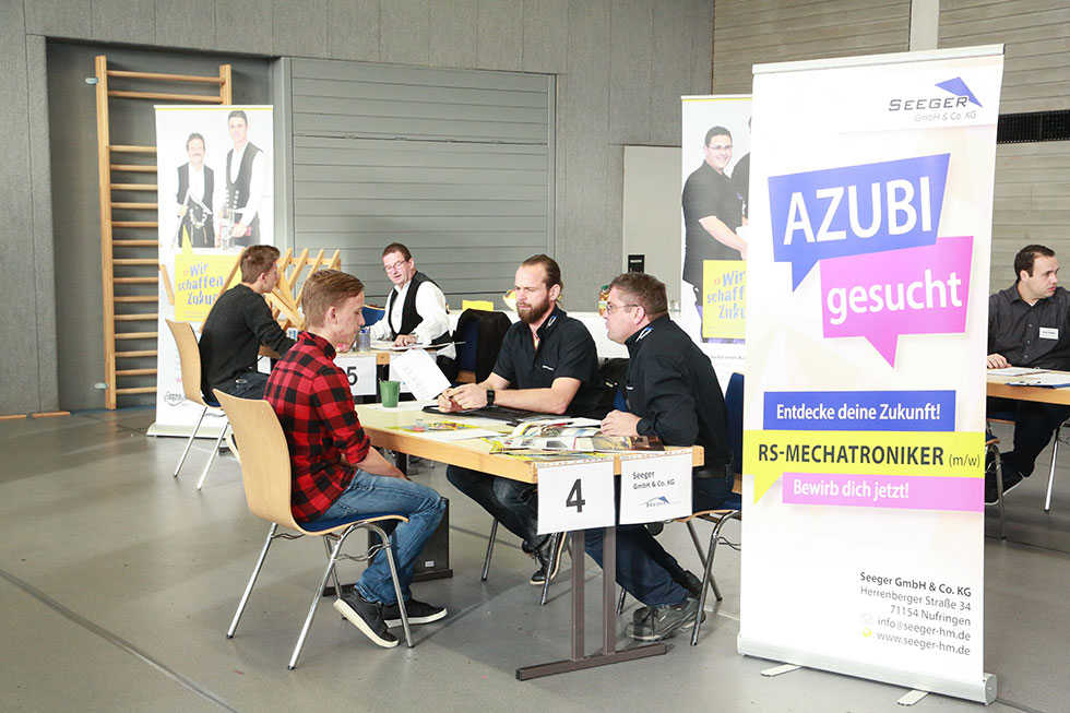 Azubi-Speed-Dating - IHK D sseldorf
